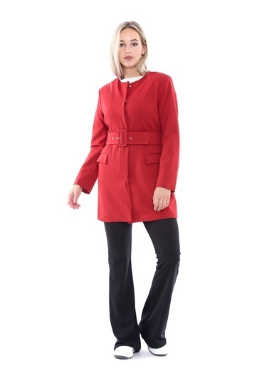 Sense Ceket Kırmızı